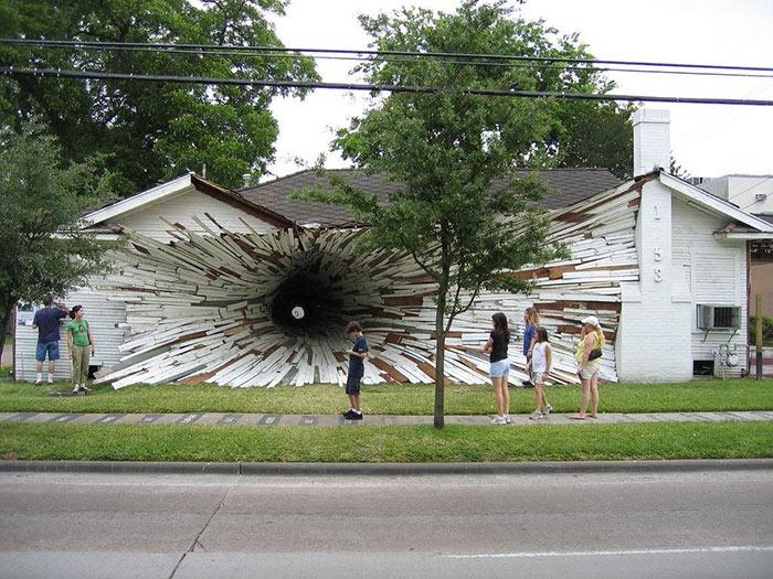 The Hole House House