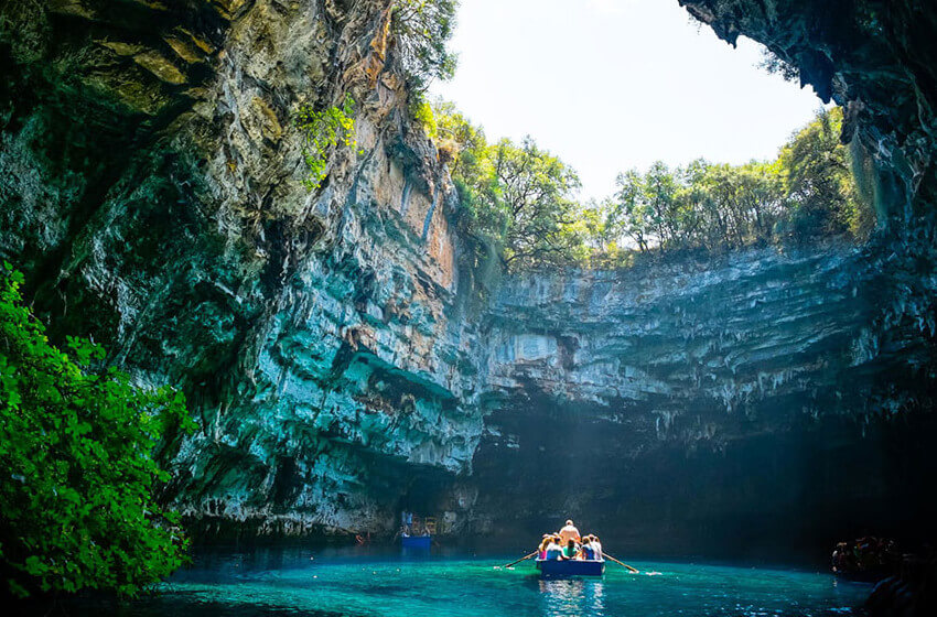 Melissani Cave In Greece A Breathtaking Experience 1000