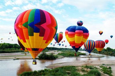 Baloon Fiesta Mexico