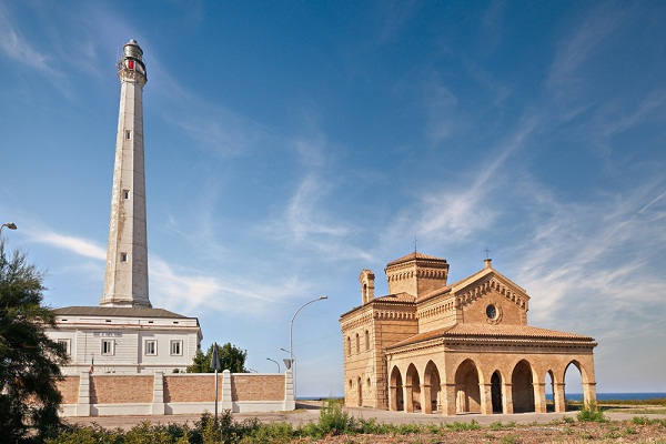 THE GREAT PUNTA PENNA LIGHTHOUSE