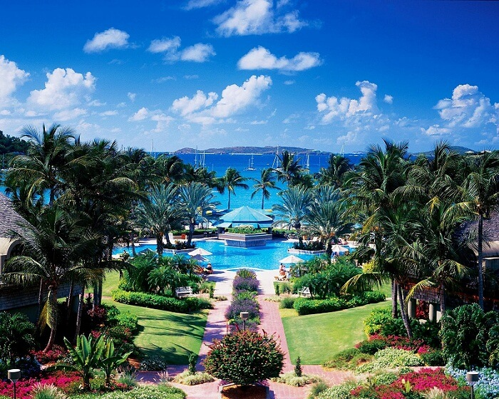 Resorts In Virgin Islands St Johns