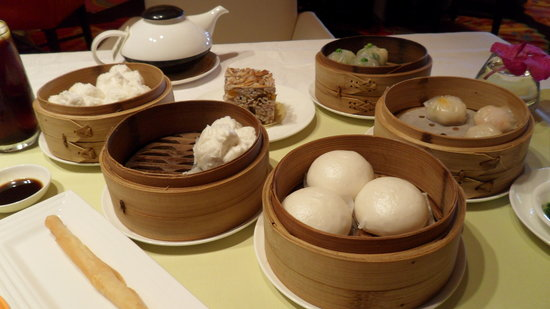 AUTHENTIC DIMSUMS AT TOU TOU KOI RESTAURANT MACAU