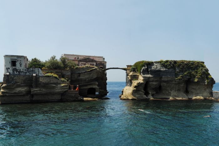 GAIOLA BRIDGE, ITALY - A CLASSIC BRIDGE