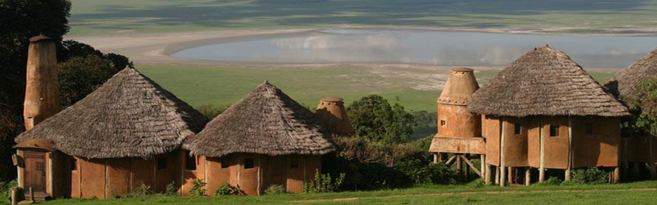 NGORONGORO LODGE, TANZANIA