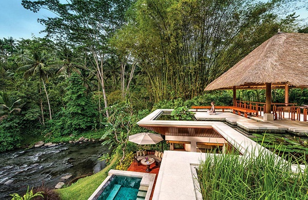RIVER RESORT IN BALI