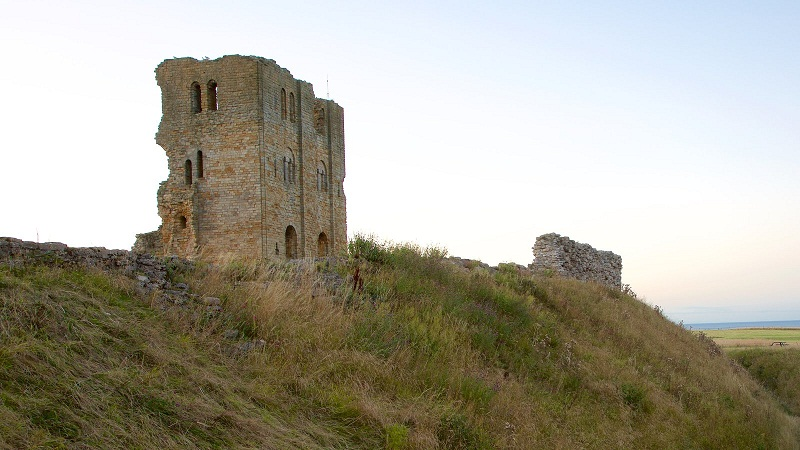 RUINS OF SCARBOROUGH CASTLE