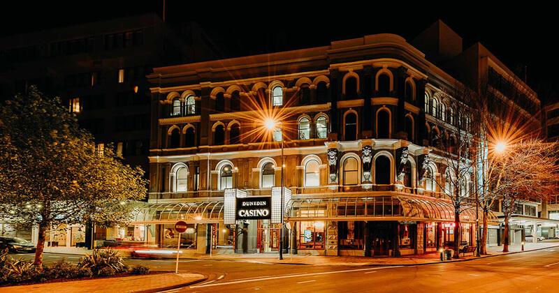 Dunedin Casino NZ