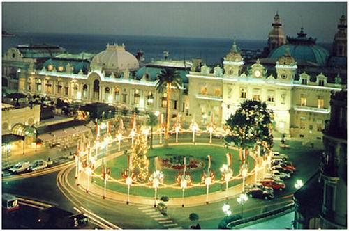 Casino Monte Carlo , Monaco