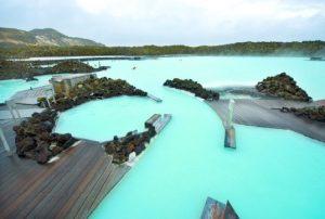 Nature's Spa, Blue Lagoon, Iceland