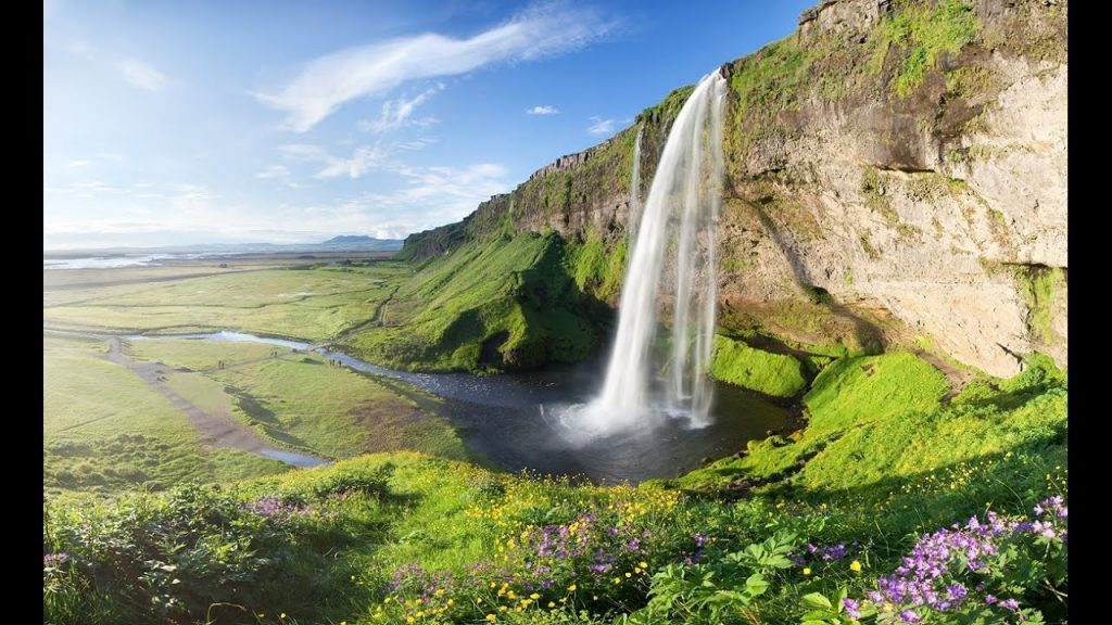 Nature's wonder in Iceland