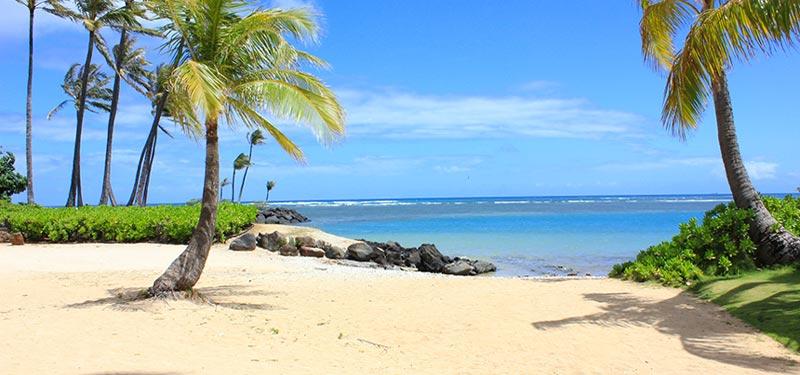 WAI' ALAE BEACH PARK, OAHU, HAWAII