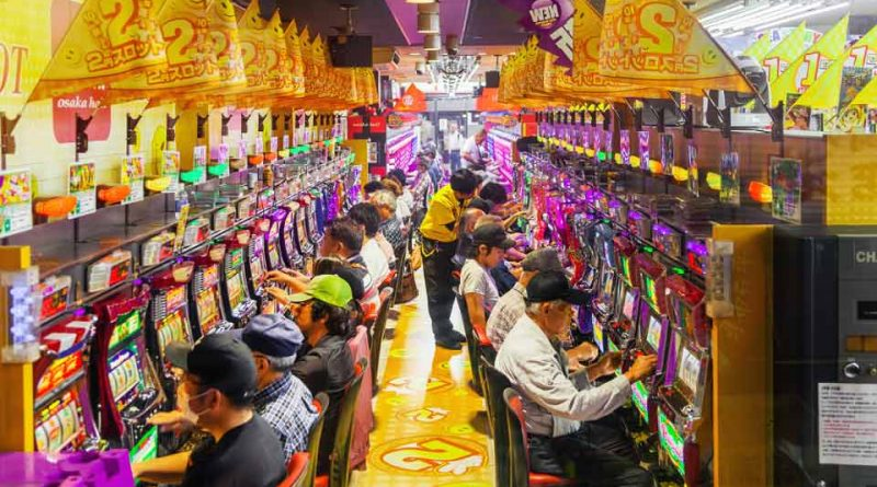 pachinko casino in japan