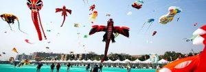 International Kite Festival Gujarat