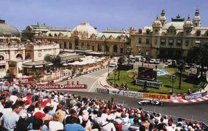 The Lap of Monte Carlo
